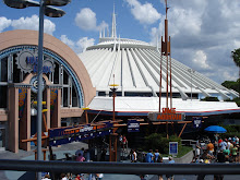Tomorrowland & Space Mountain