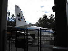 Walt Disney's Private Plane
