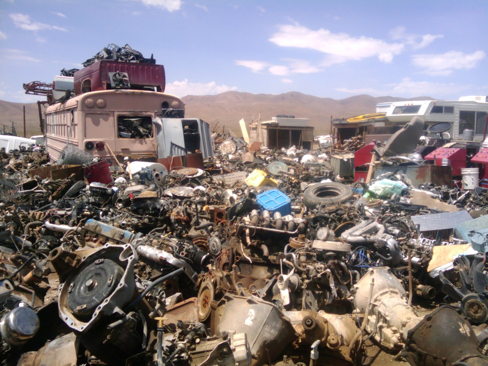 Junkyard Blues on 1995 buick riviera motor