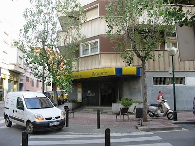 Ay barcelona oficina de correos for Oficina correos barcelona