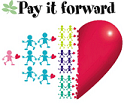 Pay it forward (PIF)