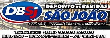 Depósito de Bebidas São João (84) 3333-2563