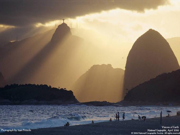 Rio de Janeiro visto de Piratininga