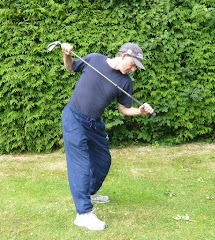 How to Make a Good Shoulder Turn, Golf Swing Drills and Tips for Inside to Out Swing