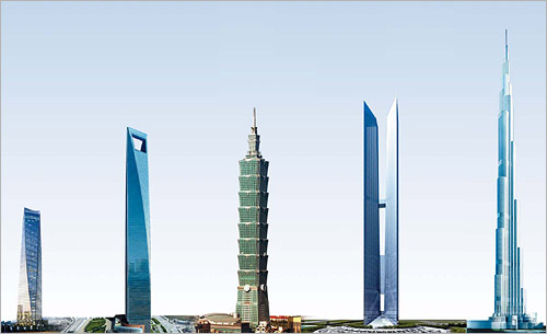 W Eirdy Top 10 Tallest Buildings In The World