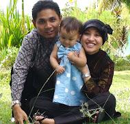 Keluarga kecil Azka