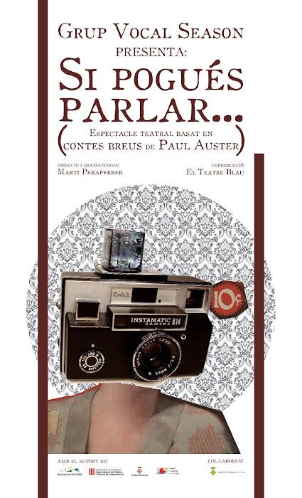 COM A DIRECTOR: GENER 2009 La planeta- Girona