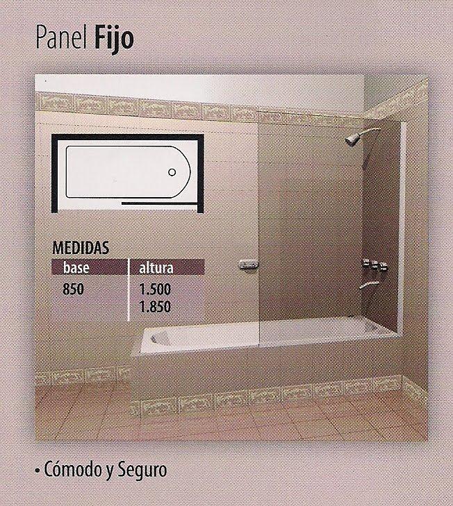 Mamparas Para Baños De Herreria:Mamparas para baño