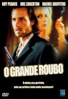 Filme O Grande Roubo DVDRip RMVB Dublado