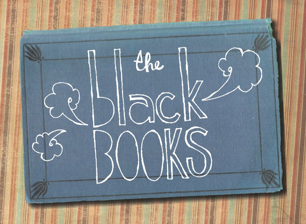 the BLACK BOOKS