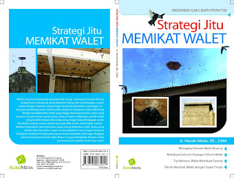 Book: Strategi Jitu Memikat Walet