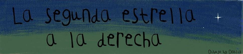 LA SEGUNDA ESTRELLA... A LA DERECHA