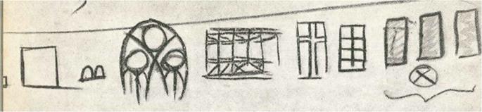 Comment se mat rialisent la fen tre et le corridor de for Histoire de la fenetre