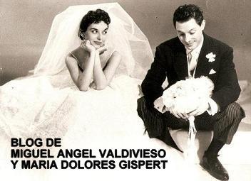 Blog de Miguel Angel Valdivieso y Maria Dolores Gispert