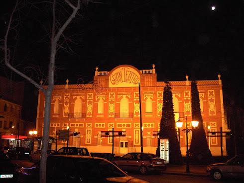 Gran Teatro, Manzanares.