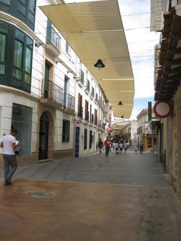 Calle Empedrada, Manzanares.