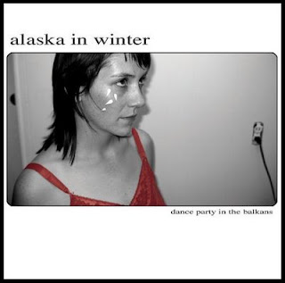 Alaska in Winter - Your Red Dress