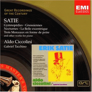 Aldo ciccolini e satie works for piano