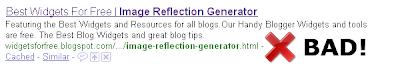 блог поисковая оптимизация