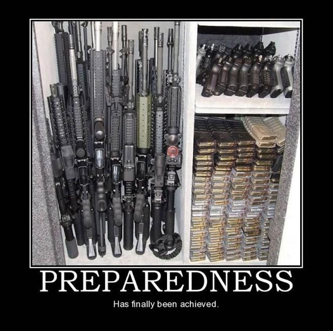Preparedness 2009