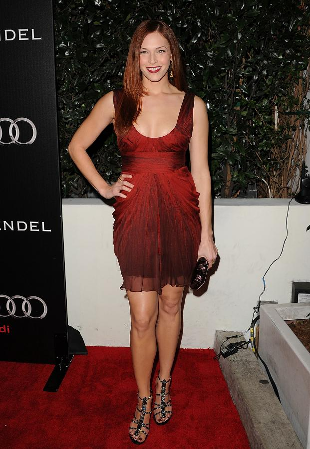 amanda righetti exposed
