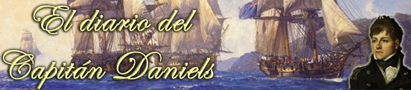 El diario del Capitán Daniels