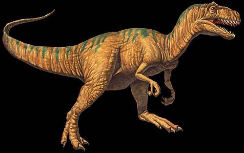 Allosaurus: