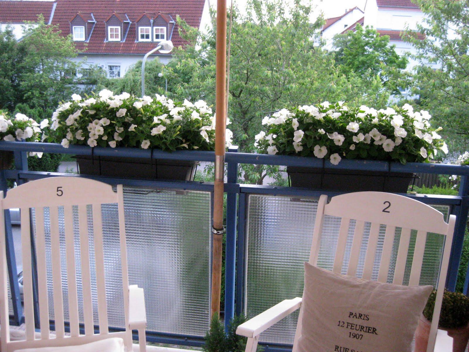 My house of ideas projekt auf dem balkon - Krautergarten auf dem balkon ...