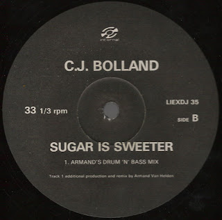 Classic house music cj bolland sugar is sweeter armand 39 s for Classic uk house music