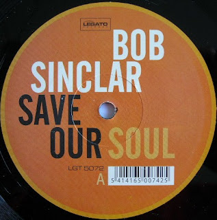 Classic house music bob sinclar save our soul legato for Classic house records