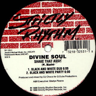 Classic house music divine soul shake that ass for House music 1998