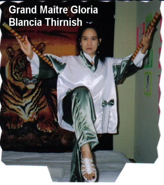 La fille du Grand Maître Angel L. Blancia
