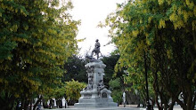 Plaza de Armas de Punta Arenas