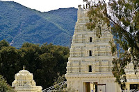 Hindu Temple in Malibu Canyon