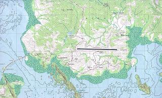 Palau Islands Map