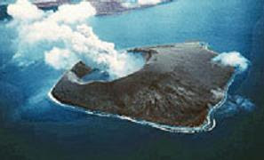 Krakatoa Island one of the Seven Forgotten Natural Wonders of the World