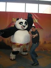"""Kung Fu Panda"" en Venezuela"