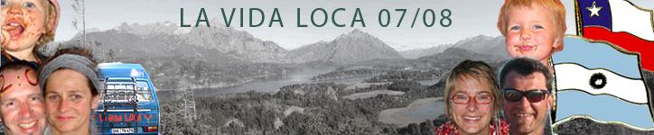 LA VIDA LOCA 07/08