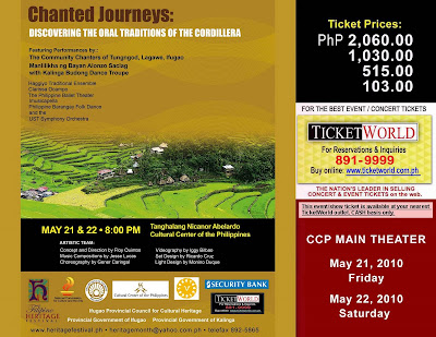 chanted journeys,hudhud,ullalim,kalinga,ifugao