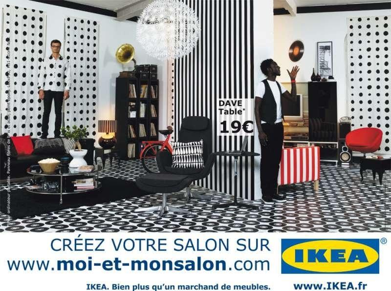 ikea moi et mon salon luxe design volupt. Black Bedroom Furniture Sets. Home Design Ideas