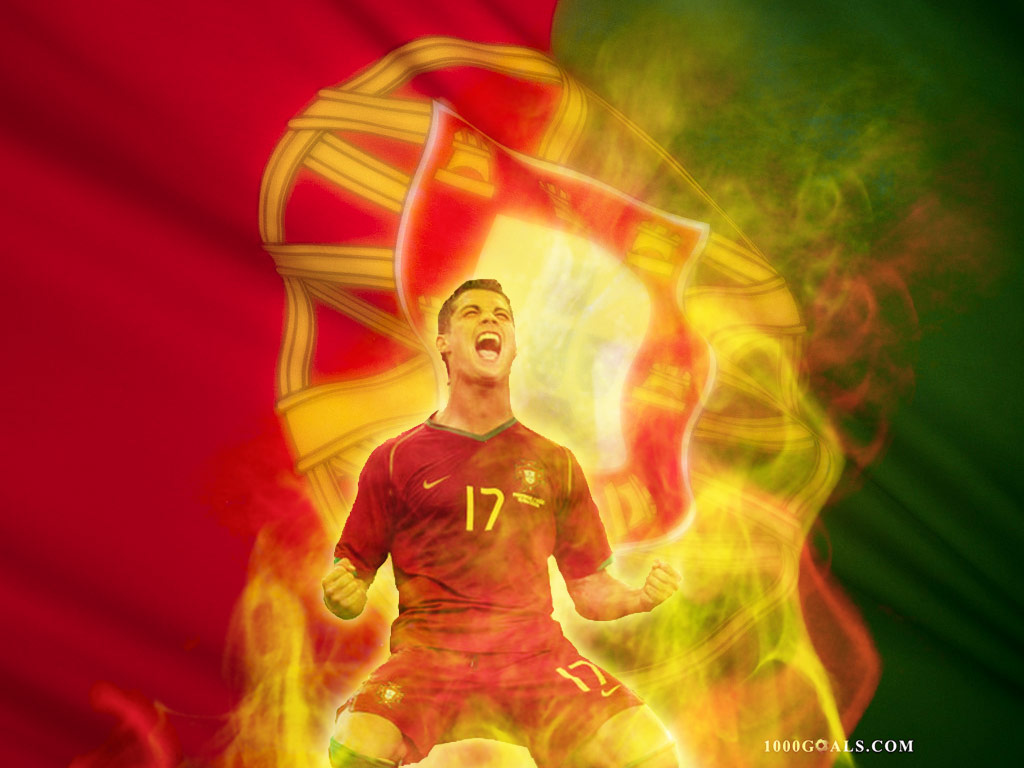Portugal vs North Korea - 7-0