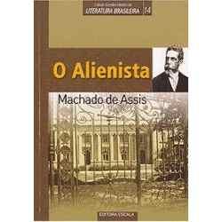 """ESTUDE AQUI: RESUMO DO LIVRO O ALIENISTA, """"MACHADO DE ASSIS"""