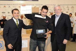 Ignacio Hernández gana el VI Campeonato de Cocineros de Canarias