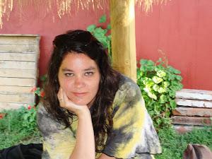 Alejandra del Río - poeta - Santiago de Chile