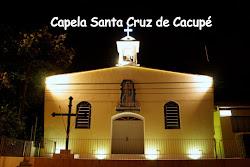CAPELA SANTA CRUZ DE CACUPÉ