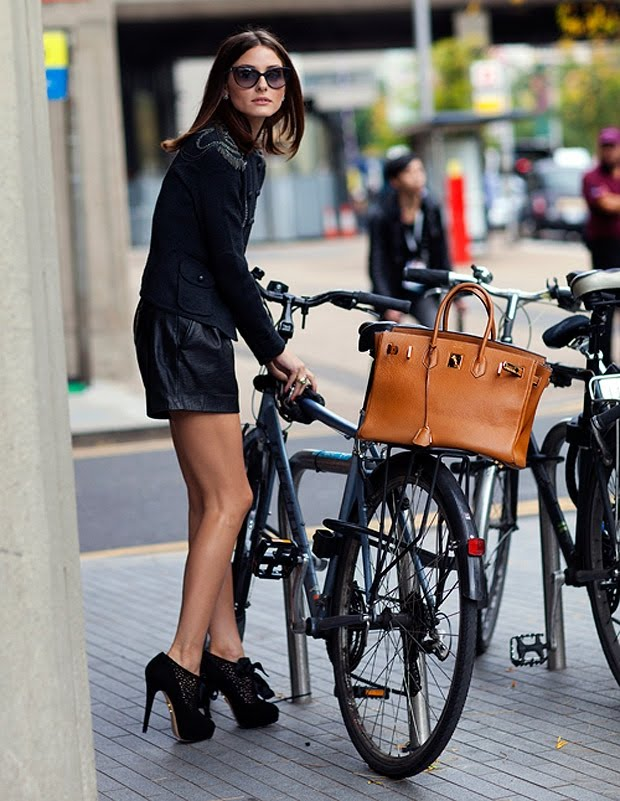 Bike With Your Birkin