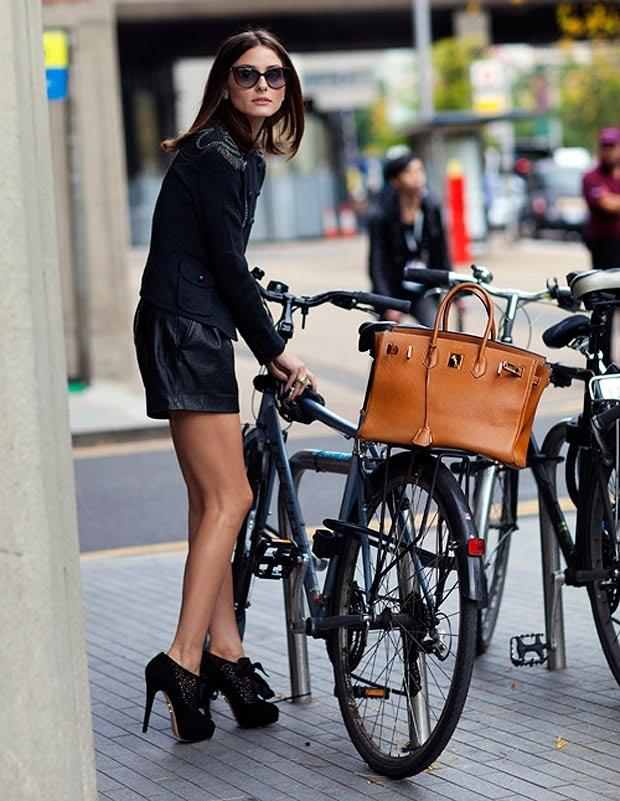 Bike With Your Birkin