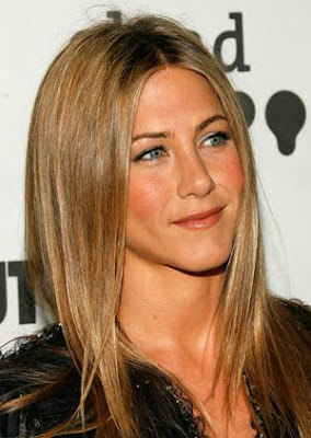 Brown Hair Cuts on Jennifer Aniston Light Brown Hair   Hairstyles   Haircuts Pictures