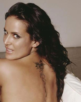 carmelo anthony tattoos left arm. Sophie Anderton Tattoos