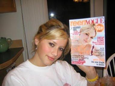 Hilary Duff Look a Like